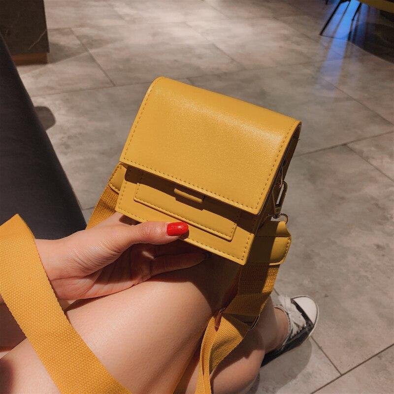 Мини сумка с квадратной застежкой 2019 летняя новая качественная женская дизайнерская сумка из искусственной кожи дорожная сумка через плечо сумки