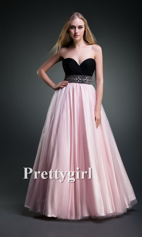 Popular Pretty Pink Prom Dresses-Buy Cheap Pretty Pink Prom ...