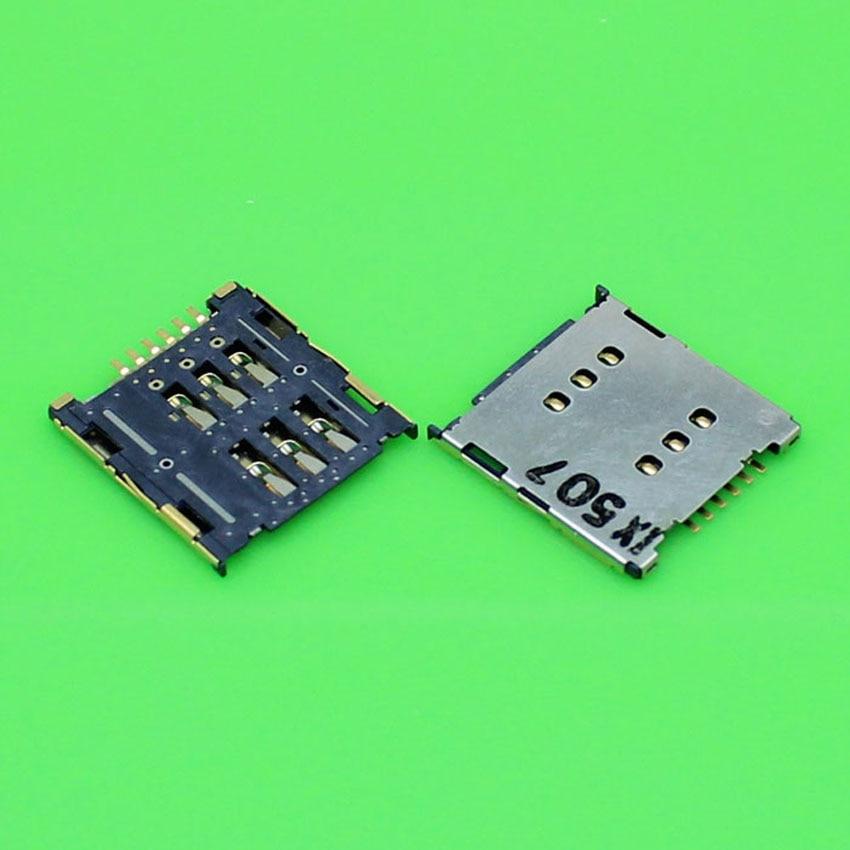 ChengHaoRan For Coolpad 7295c 8198T 8750 9100 8950 9910 8870 5950 sim card reader tray slot holder socket connector,KA-136