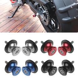 6 мм мотоциклов маятниковая Катушки слайдер стенда винты для Yamaha YZFR1 YZFR6 YZFR6S