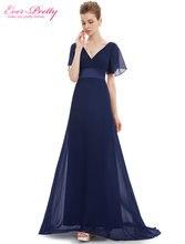 Атласная мягкий продольный длинные женщины вечерние платья платье Vestidos пункт феста HE09890 2017 новое поступление халат де вечер летний стиль