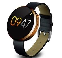 Smartwatch Bluetooth Smart Uhr Track Armbanduhr Smartwatch Pulsmesser Schrittzähler Dialing Für Android IOS MDcf0