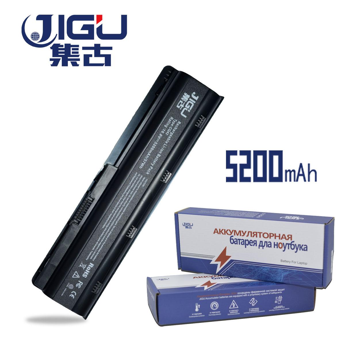 JIGU Laptop Battery 586007-541 593553-001 593554-001 593562-001 HSTNN-UB0W WD548AA For HP Compaq Presario CQ32 CQ42-100 CQ42-200 iecwanx 100% new laptop battery fmvnbp225 7 2v 36wh 5000mah for fujitsu stylistic q572 w7d 001 q572 w8 001 q572 g q572