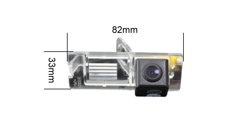 For Renault Megane 3 III 2008 ~ 2018 HD CCD Waterproof Car Reverse Backup Rearview Parking Rear View Camera Night Vision (2)
