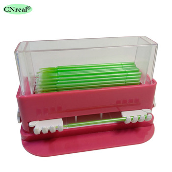 1 piece Dental Micro Brush Applicator Dispenser Dentist Lab Device Equipment new dental endotreatment device wireless cordless motor equipment