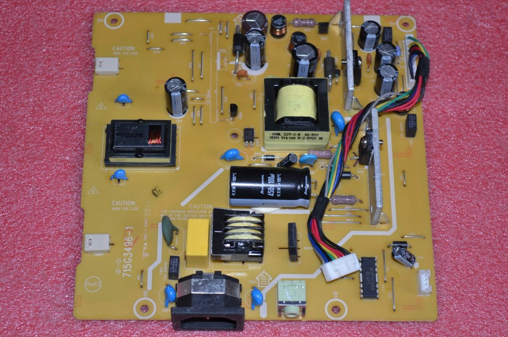 Free Shipping>Original 715G3496-1 power supply board board 715G3496 pressure plate-Original 100% Tested Working free shipping almost new hanns ha195 mt185gw01 v2 supply pressure plate qpi d012 original 100% tested working