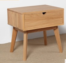 Японский стиль Мебель деревянная тумбочка, дерево Мебель, 100% дуба тумбочке, квадратный деревянный стол, пасторальный стиль, мебель для спальни