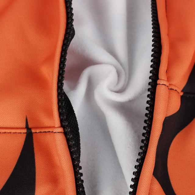 Naruto Printed Zipper Hoodies