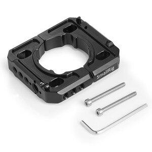 Image 2 - DJI Ronin S Gimbal Stabilizer 용 SmallRig Rod Clamp 1/4 및 3/8 나사 구멍이있는 퀵 릴리스로드 클램프 키트 2221