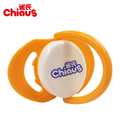 Free Shipping 1 pcs Chiaus Baby Pacifiers Soother Nipple-Shaped Silicone+PP >6 months BPA Free Teats Nipples Baby Feeding