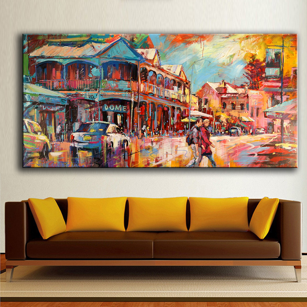 Large Living Room Paintings Online Get Cheap Maine Painting Aliexpresscom Alibaba Group