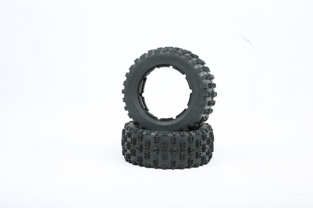 Losi 5ive -T  new tyre III  fit for Losi 5t,ROVAN LT,Upgrade parts LOSI 5T parts alloy upgrade hex hub extended axle set for losi 5ive t rovan lt king motot x2