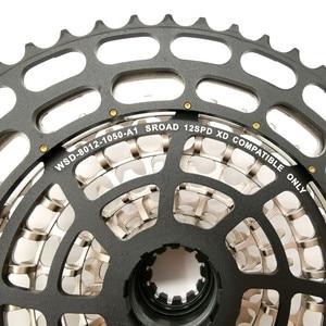 Image 5 - Ultralight 12 Speed 10 50T Cassette MTB mountain bike Bicycle Freewheel Cassette for XD hub only 397g