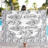 Sunfree 2017 HOT SALE Fashion Beach Pool Home Shower Towel Blanket Table Cloth Brand New High Quality Jan 16