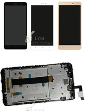 Black/White/Gold LCD+TP+Frame for Xiaomi Redmi Note3  Note 3 /MTK Helio X10 Replacement LCD Display+Touch Screen