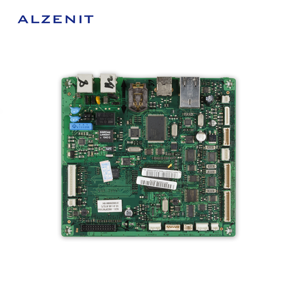 GZLSPART For Samsung SCX-4623 SCX-4623FW SCX-4623FN Original Used Formatter Board Laser Printer Parts On Sale alzenit for samsung clp 310 clp310 clp 310 original used formatter board laser printer parts on sale