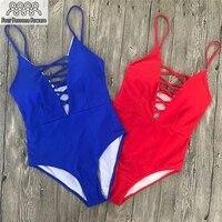 One Piece Swimsuit Swimwear Swimsuit Women Monokini Swimsuit Female Bathing Suit One Piece Swimming Suit For