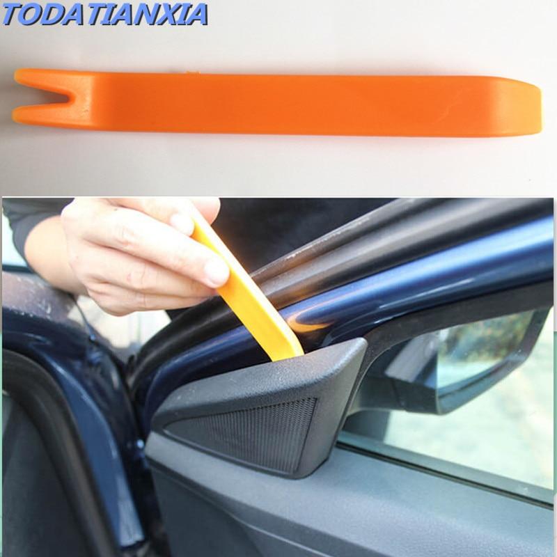 car radio door clip panel trim dash audio removal FOR octavia mazda 3 focus mk2 insignia passat b5 golf 4 saab ford focus 3