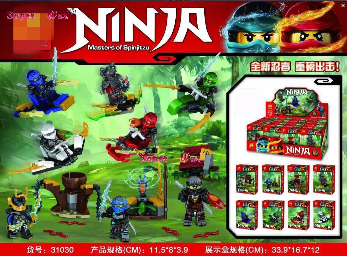 80pcs star wars super heroes building blocks ninja anime bricks friends for girl house games kids for children toys