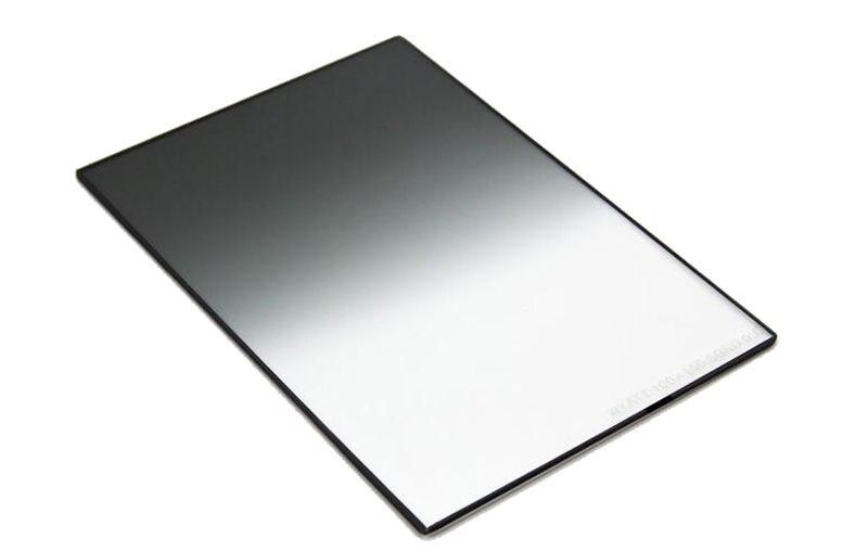 Nouveau 100x150mm carré MC GND 1.2 ND16 doux gradué neutre densité lentille filtre haute qualité verre optique