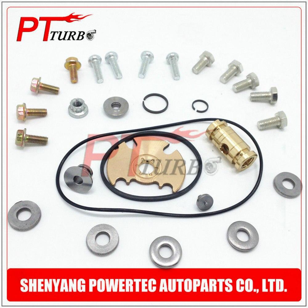 Гаррет турбокомпрессора ремонтные комплекты GT15 GT17 GT18 GT20 GT22 GT25 turbo ремонтный комплект 708639 724930/713673/717478/454135 700447