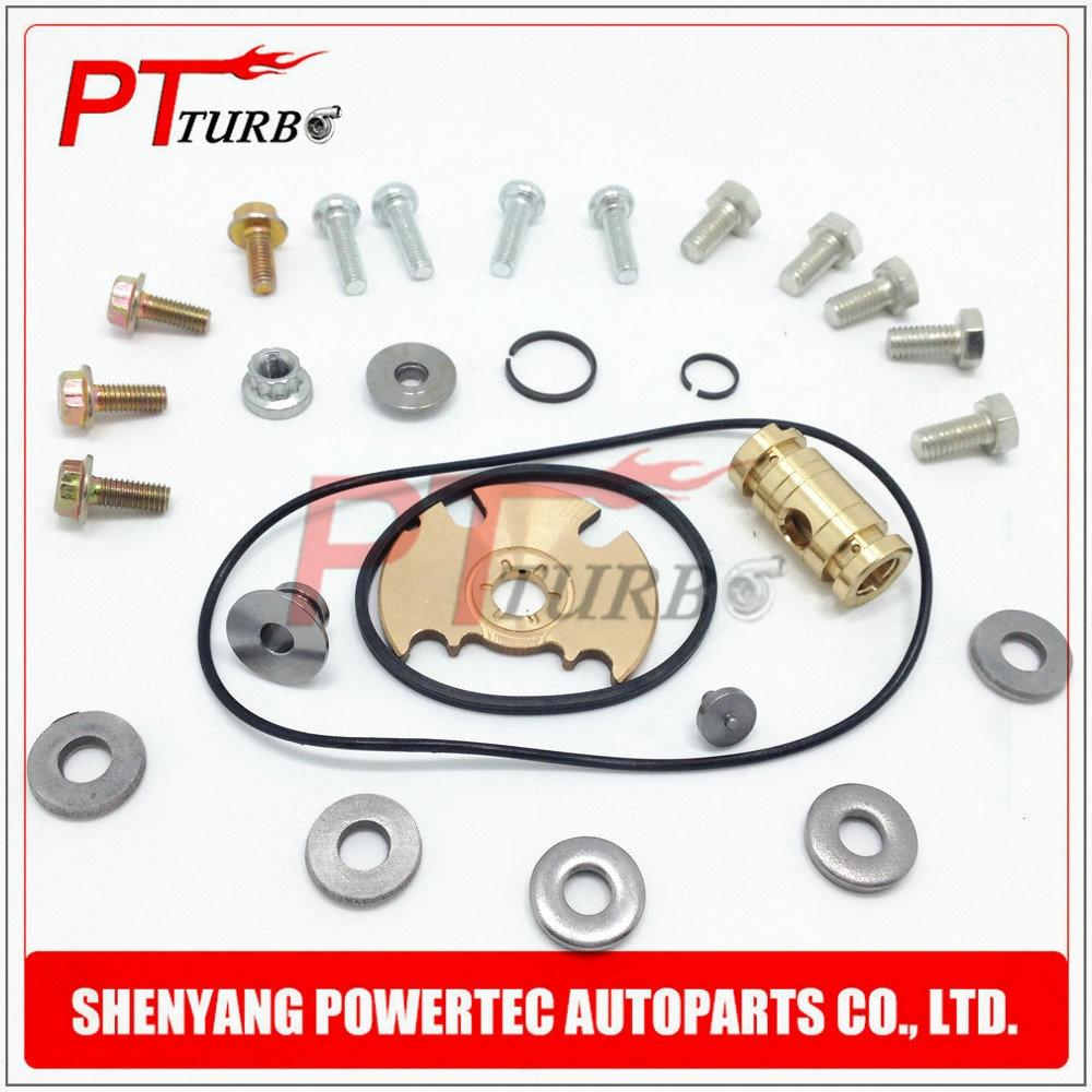 Garrett Turbocharger repair kits GT15 GT17 GT18 GT20 GT22 GT25 turbo rebuild kit 708639 724930 / 713673 / 717478 / 454135 700447 turbo cartridge chra for bmw 318d 320d 520d e46 e39 m47d 2 0l gt1549v 700447 700447 5008s 700447 5007s 11652248901 turbocharger
