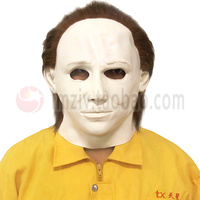 2017 New Famous Movie Scary Michael Myers Mask Horror Movie Halloween Cosplay Adult Latex Party Mask