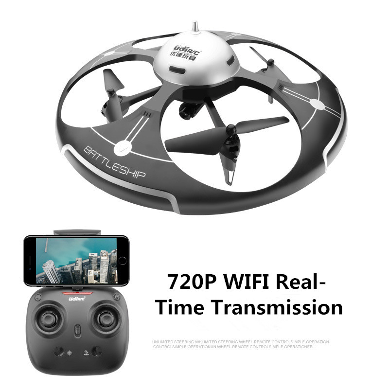 2018 NEW attitude hold WIFI real time remote control RC drone I550HW 2.4G 720P camera double control hover RC helicopter UFO toy yizhan i8h 4axis professiona rc drone wifi fpv hd camera video remote control toys quadcopter helicopter aircraft plane toy