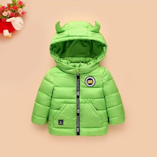 Kinderkleding Winterjas.Winterjas Voor Meisjes Jongens Jas Hoge Kwaliteit Katoen Parka