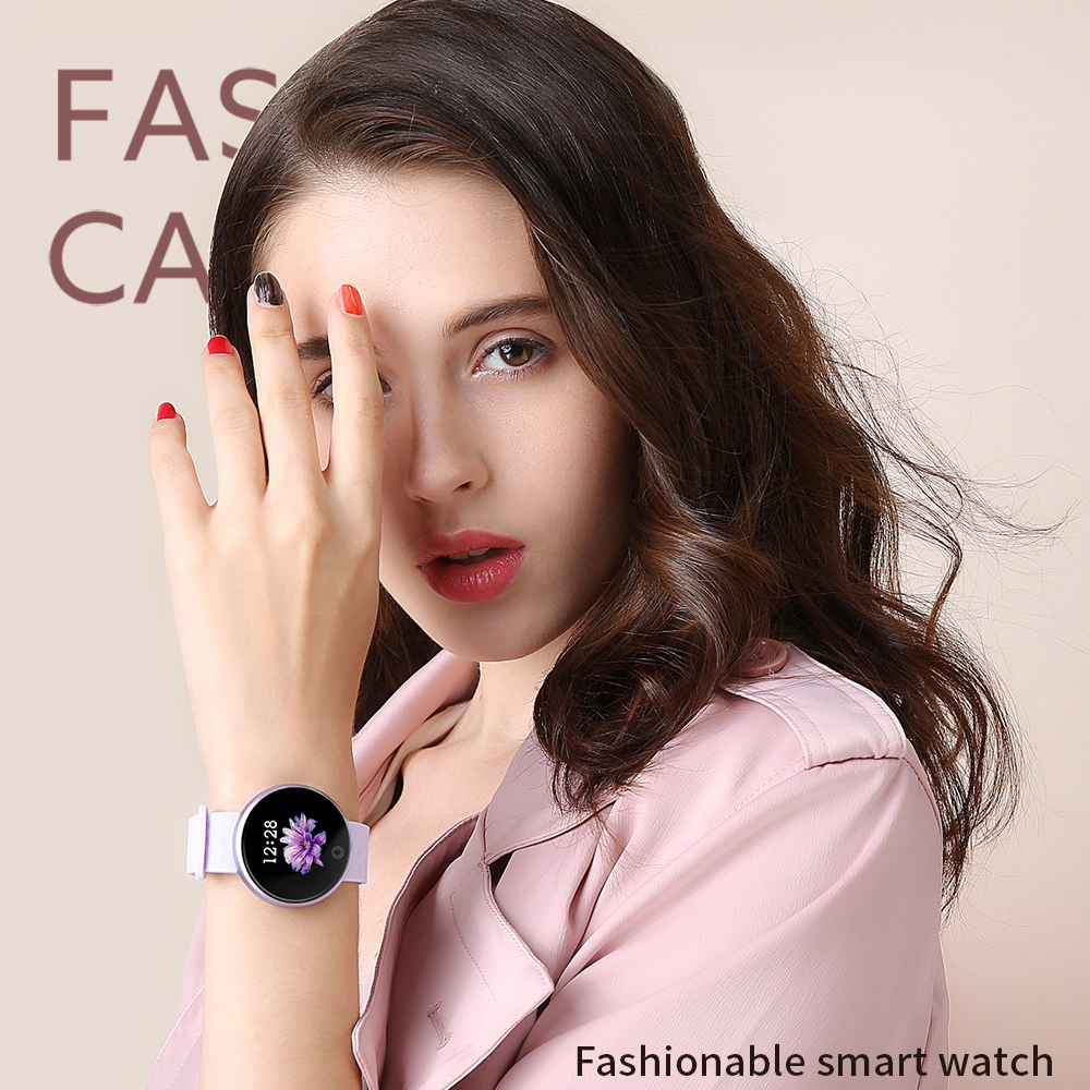 Smart Watch Fashion Women Digital Watch Waterproof Period