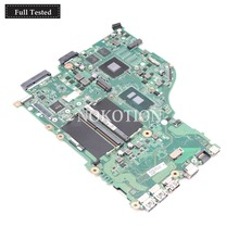 NOKOTION DAZAAMB16E0 NBGG71100C NB.GG711.00C For Acer aspire E5-575 E5-575G laptop motherboard SR2UW I3-6006U CPU Geforce 940MX