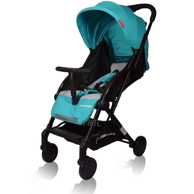 Forbaby kokkupandav vihmavari auto nelja rattaga beebi auto 0-36 kuud beebi jalutuskäru nukudele