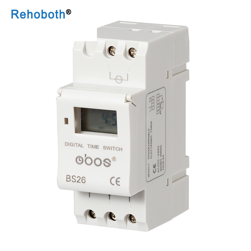 Measurement & Analysis Instruments Symbol Of The Brand Sinotimer Ac 220v Weekly 7 Days Programmable Digital Time Switch Relay Timer Control Din Rail Mount For Electric Appliance Demand Exceeding Supply