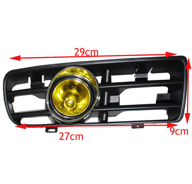 Stupendous Online Shop 2 Pcs Bumper Lower Led Fog Light Front Grill With Wiring Digital Resources Indicompassionincorg