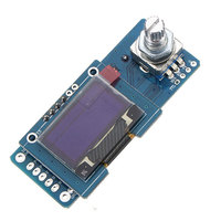 T12 STC OLED Digital English Display Board Soldering Iron 220v Station Temperature Controller For T12 Electronic