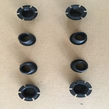 1 комплект из 4 фурнитурных изделий для ручек канатов сумок