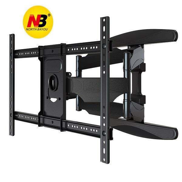 NB P6 universal strong ultra slim 6 arm 45 5kg 60 30 70 vesa mount retractable