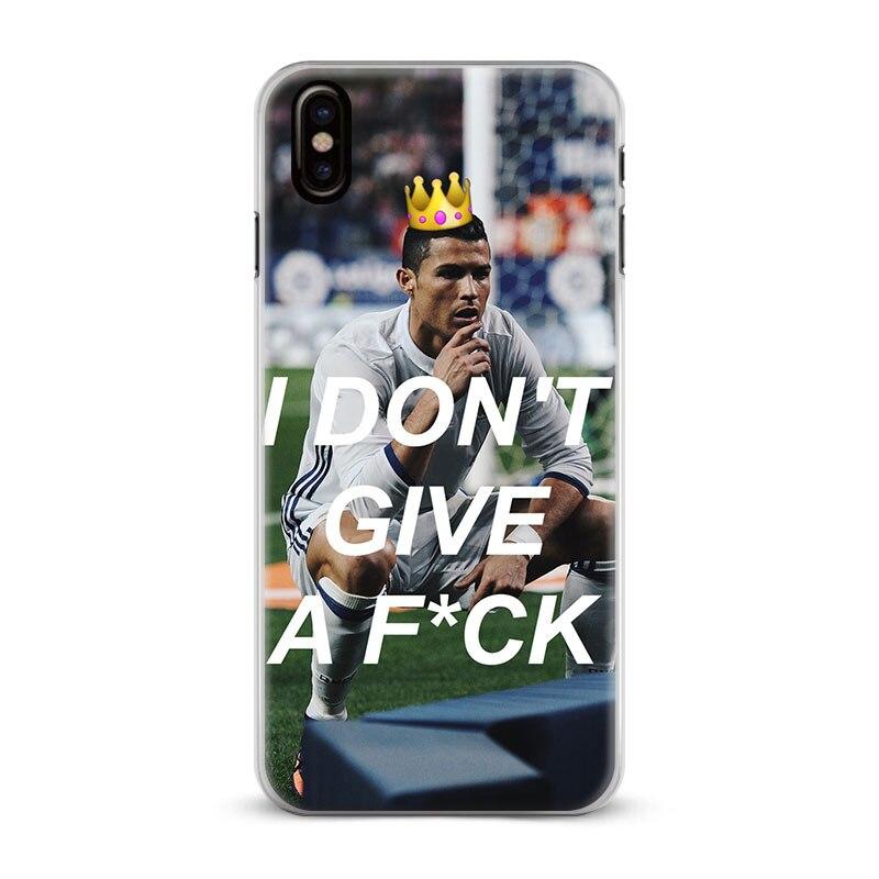 carcasa iphone x ronaldo