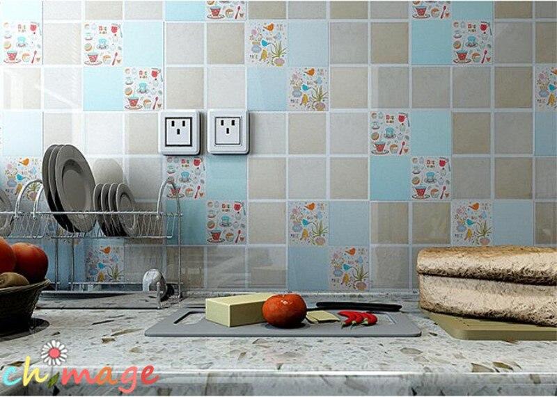 3d europe self adhesive tile art wall decal sticker diy kitchen bathroom home decor vinyl