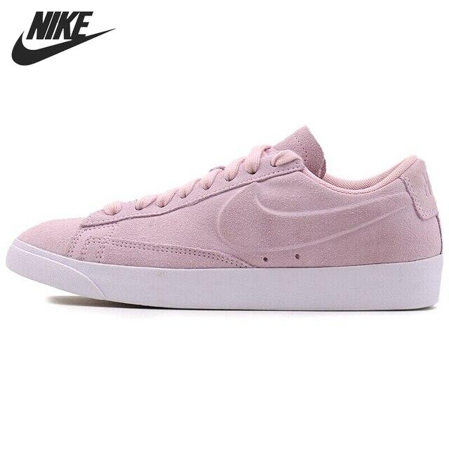 Original New Arrival 2017 NIKE Blazer Low Women's Skateboarding Shoes  Sneakers