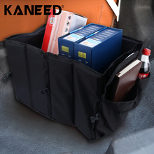 Car trunk organizer bag Foldable Storage Box Multi-purpose Car Trunk Cargo Organizer Bag Tool Case Free Shipping