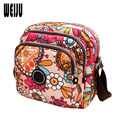 Women Shoulder Messenger Bags New 2017 Fashion Printing Women Bags Travel Casual Bag Size 23*23*9cm YA0491