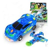 Samochody Wpływ Deformacji Samochodów Action Figures Zabawki Lalki Prezent Dla Chłopca 6 Stylów Opcja