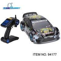 HSP 94177 1/10 2,4 г 4WD 18cxp двигателя автомобиля Rc Nitro энергии спортивные ралли гоночный внедорожник Грузовик