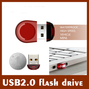 Супер Мини флешка, маленький USB флеш-накопитель, водонепроницаемый флеш-накопитель, карта памяти, Usb флешка, карта памяти 4 ГБ 8 ГБ 16 ГБ 32 ГБ 64 Г...