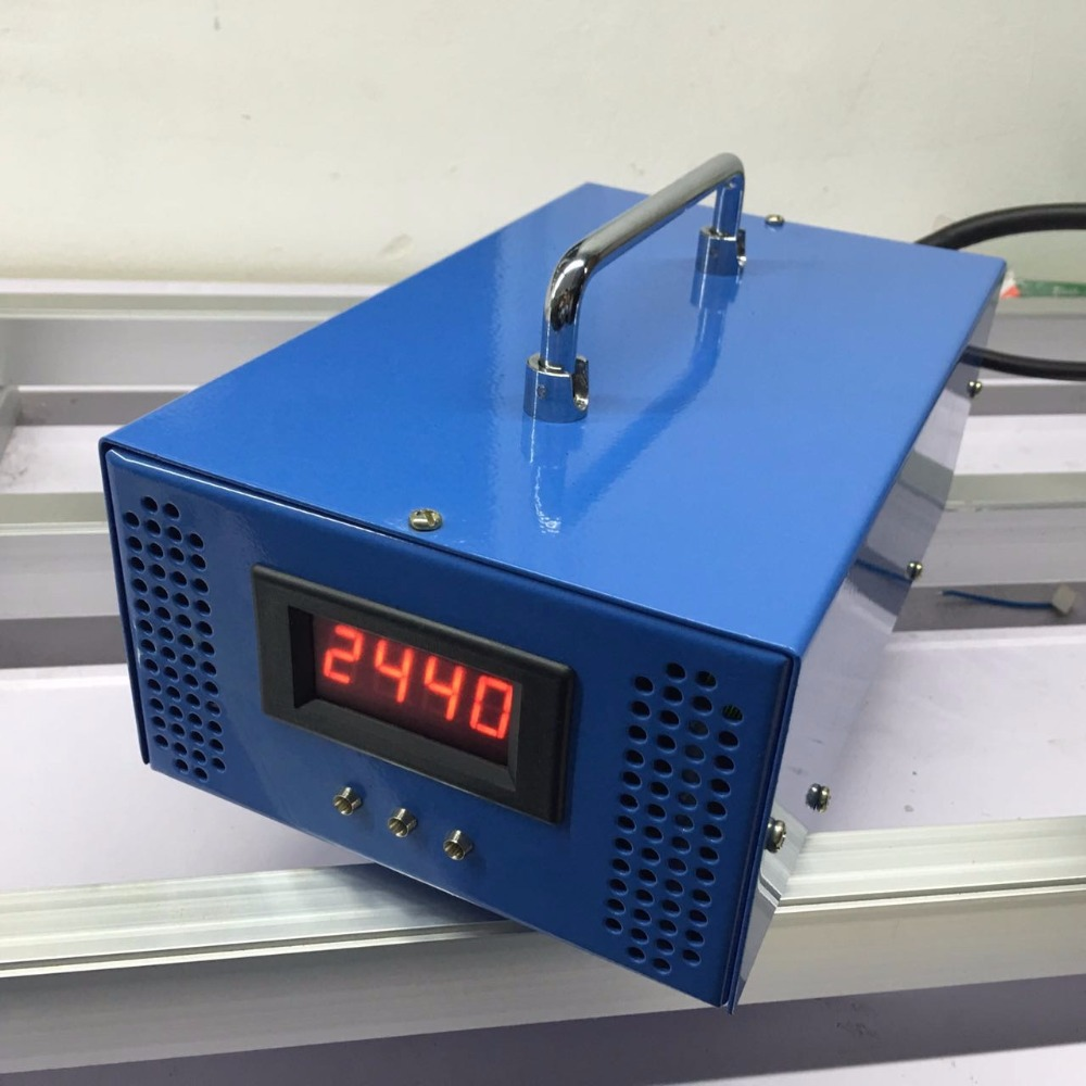 24V 40A Lorry Truck Battery Charger Maintainer Desulfator 7-step Pulse Maintenance-free Battery Charger for 150-800AH