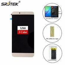 100% probado Para Letv X500 Pantalla LCD + Pantalla Táctil 100% Nuevos Accesorios de Reemplazo Digitalizador Asamblea Para Le Letv 1 S teléfono