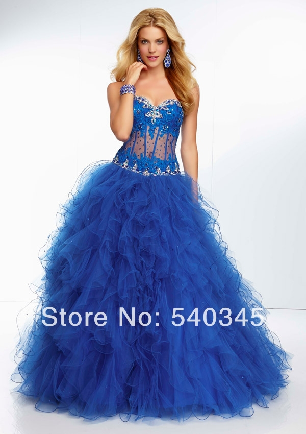 Popular Ball Gown Prom Dresses 2014-Buy Cheap Ball Gown Prom ...