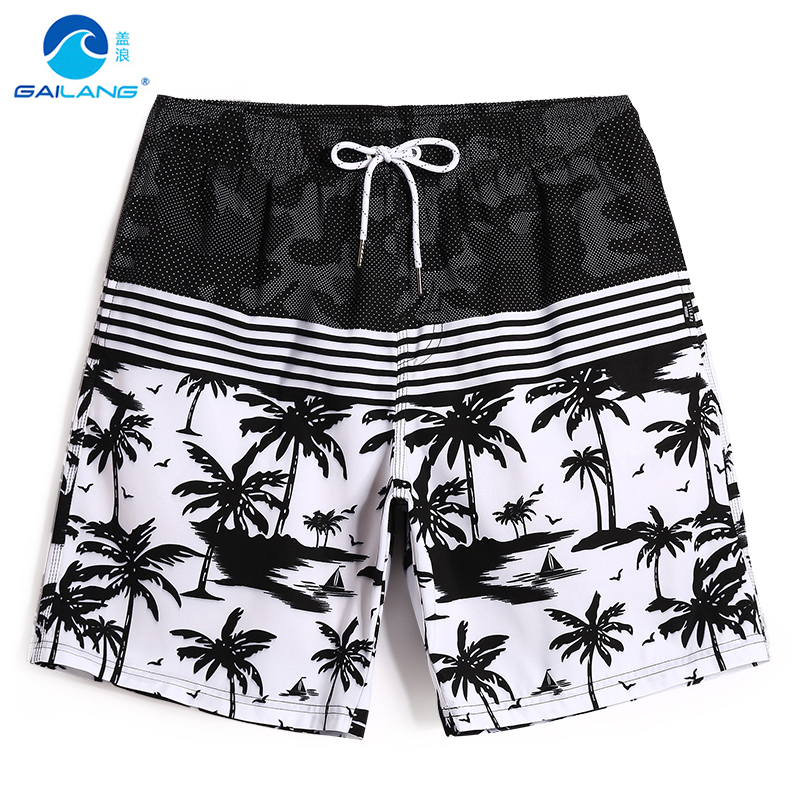 Summer Men's bathing suit   board     shorts   swimwear surfboard beach   shorts   joggers plavky liner sexy swimsuit praia