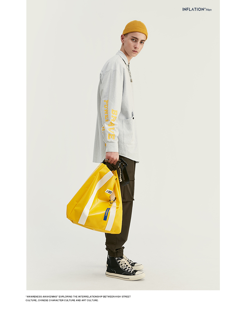 totes pe tote saco streetwear marca bolsa